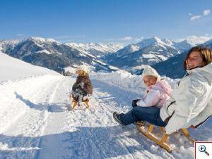Türe auf und rein ins Schneevergnügen