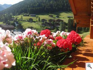 Aussicht ins Alpbachtal